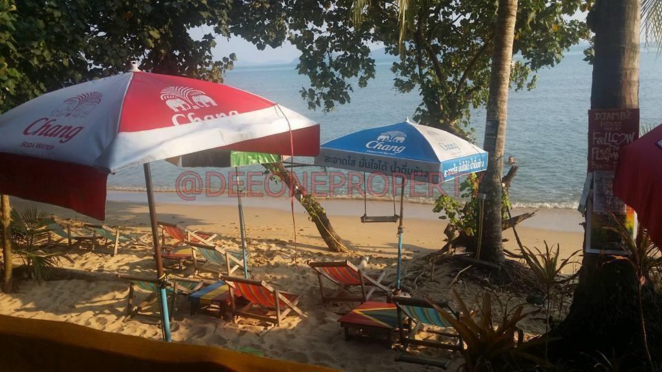 Beach Bar & Restaurant for sale – Klong Koi, Koh Chang