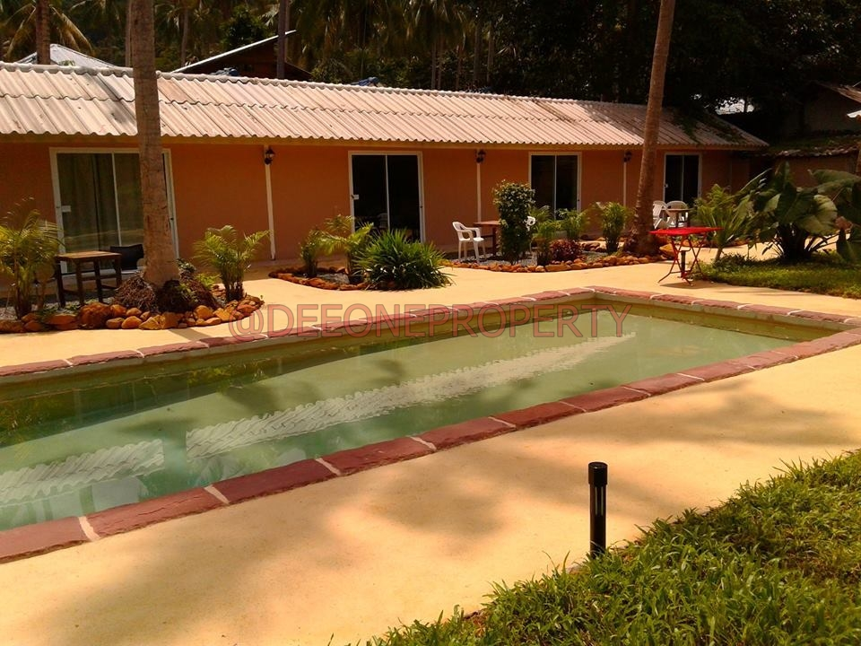 Attractive Resort for Sale in Center Village – Lonely Beach, Koh Chang