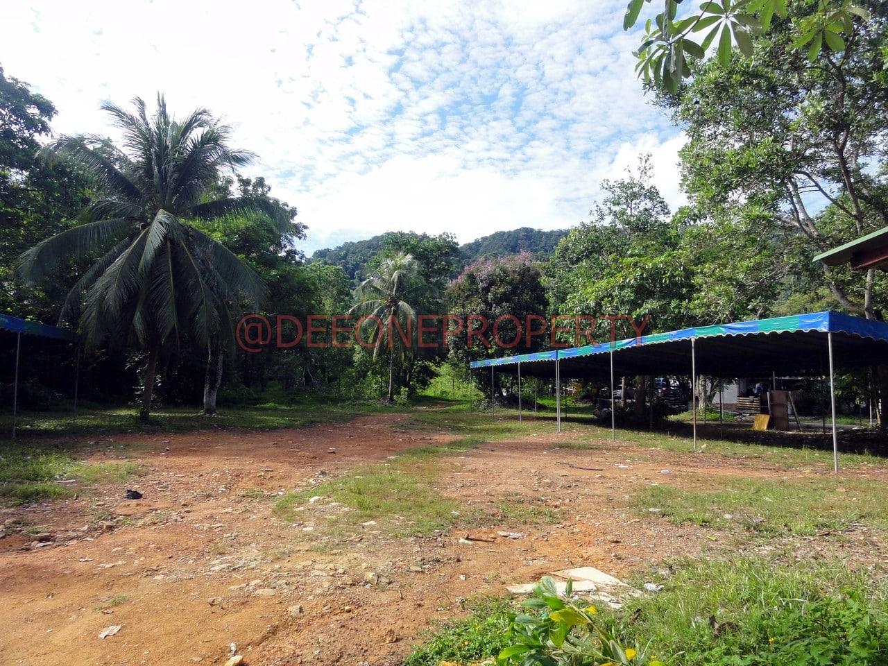 5 Rai of Land for sale – Bang Bao, Koh Chang