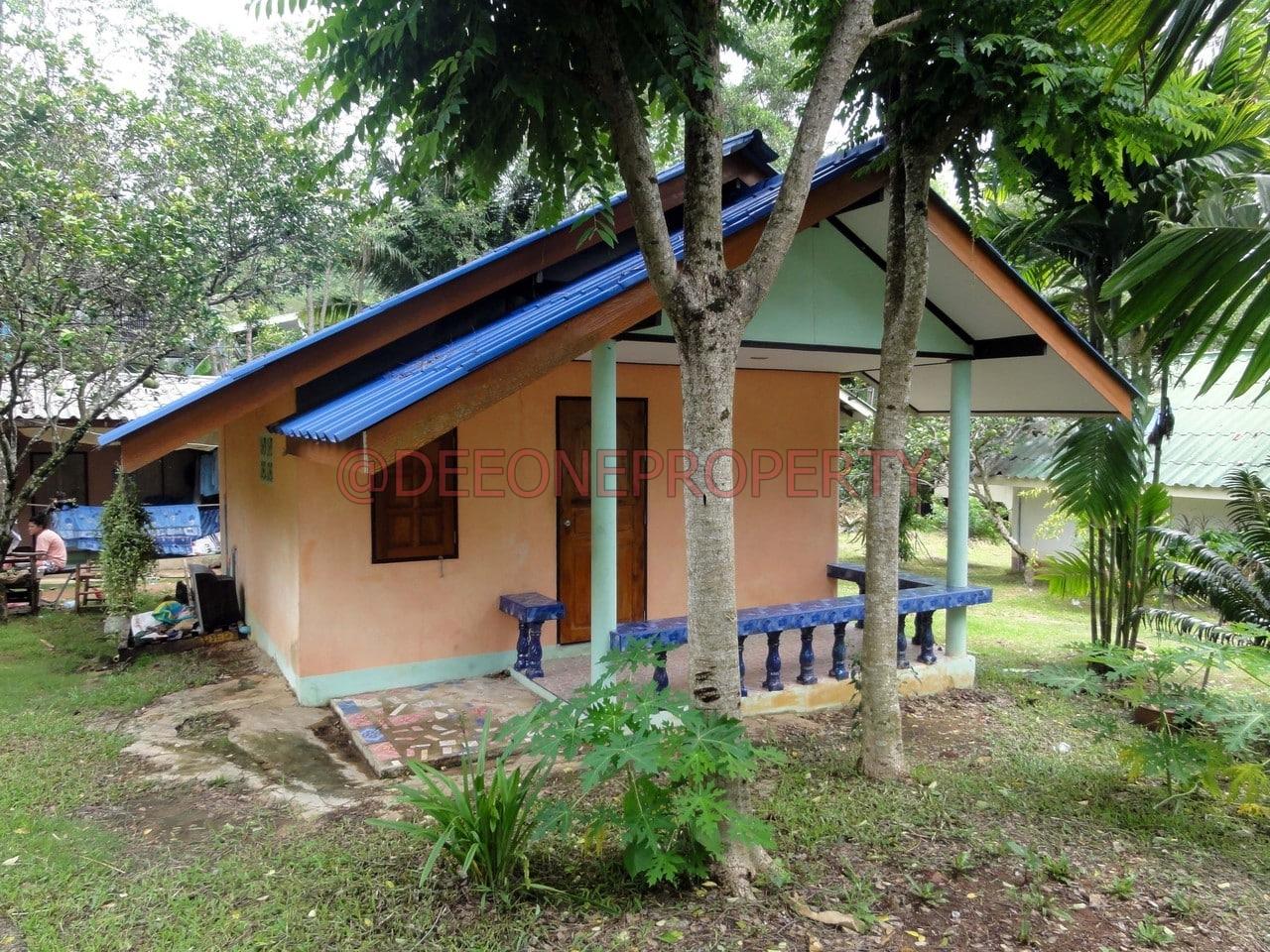 Garden Bungalow for Long Term stay – Bailan, Koh Chang