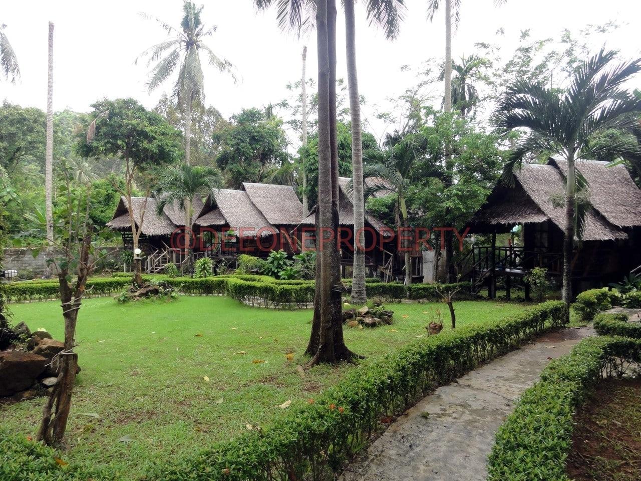 Huge Deal on Garden Resort for Sale – South West Coast, Koh Chang