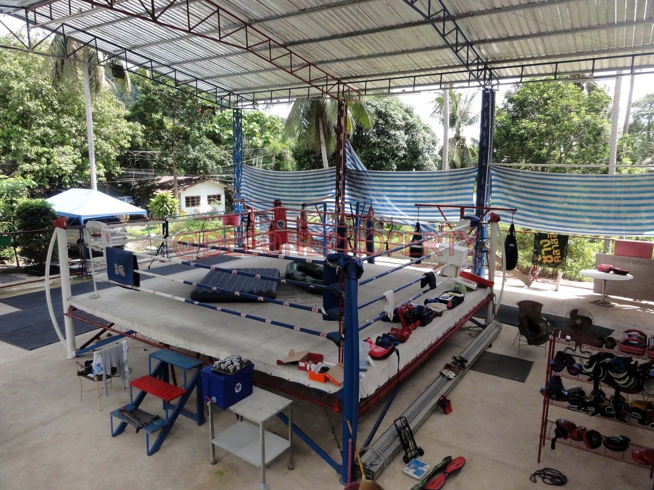 *Discount October 2017* Exclusive Boxing Stadium w/ Land for sale – Bailan, Koh Chang