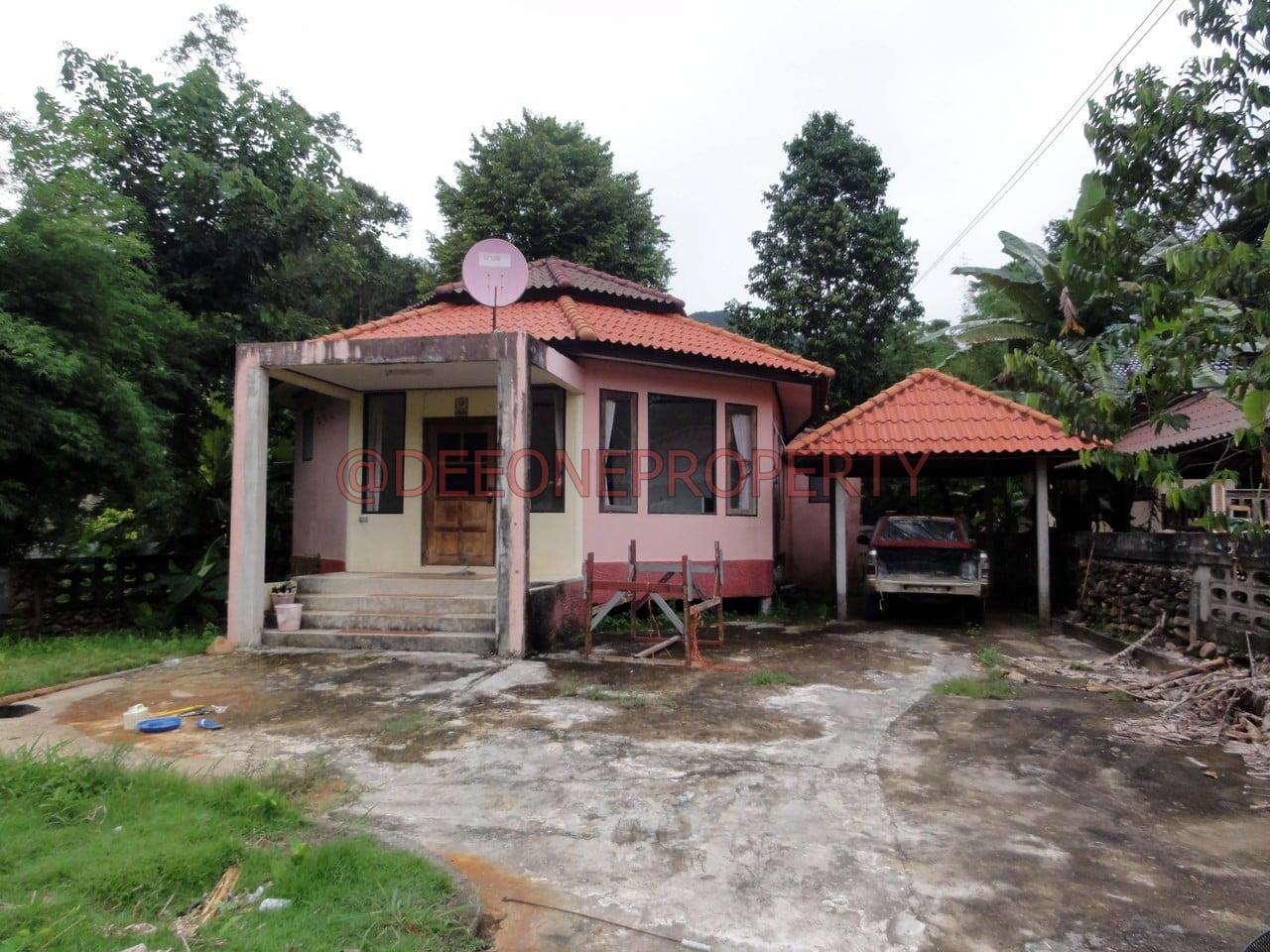 两房平房出售 -孔抛海滩 (Klong Prao), 象岛 (Koh Chang)