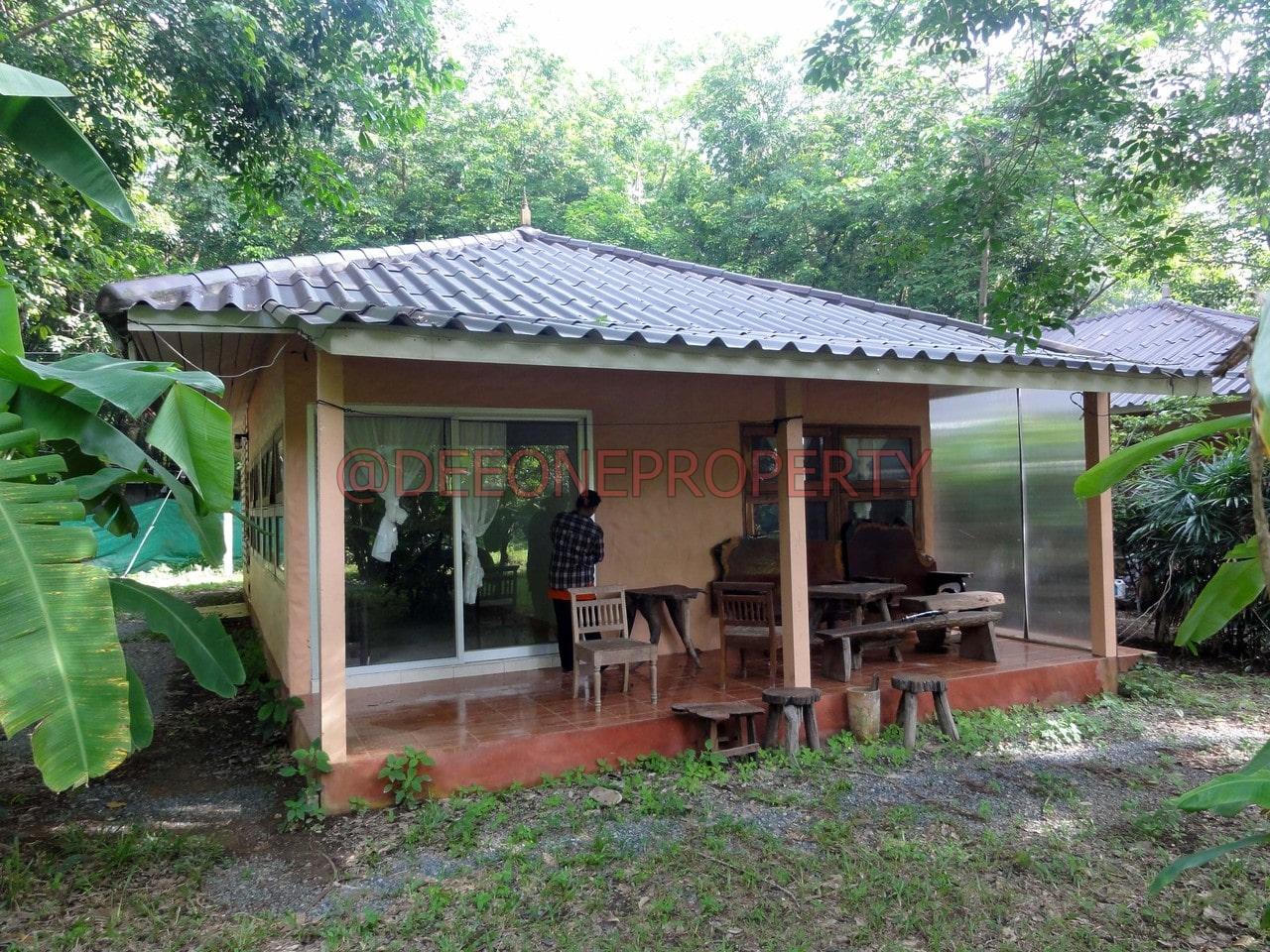 Maison avec 2 chambres louer klong prao koh chang - Maison 2 chambres a louer ...