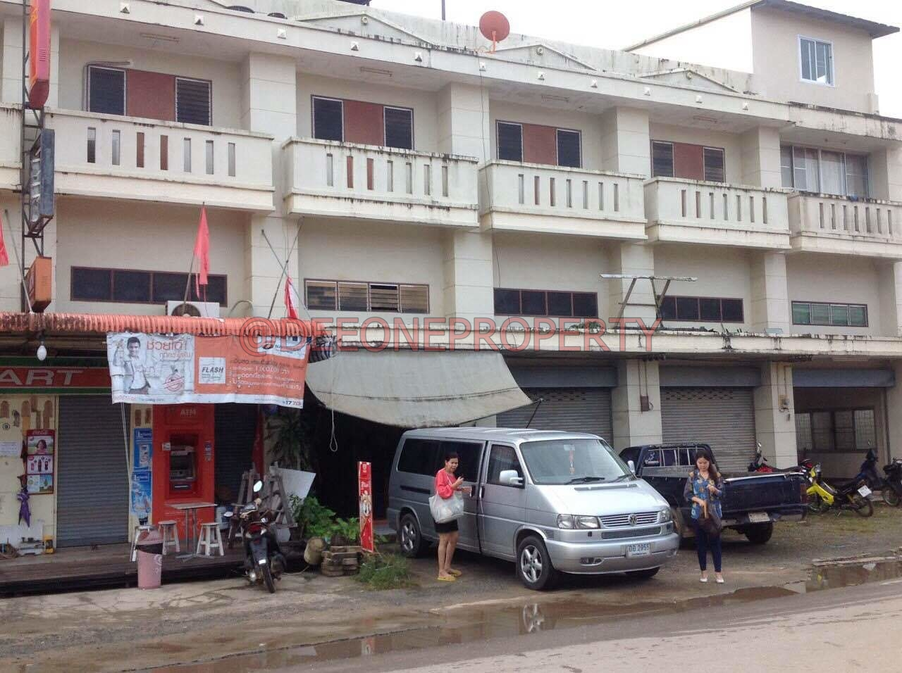 1 Unit with 2 Floor for Sale – Klong Prao, Koh Chang