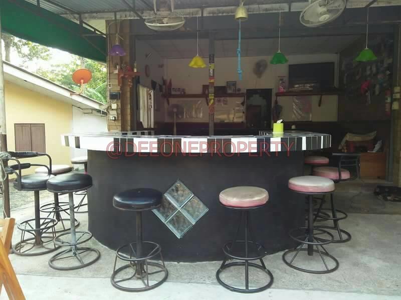 Bar with 3 Rooms for Sale – Chaiya Chet, Koh Chang