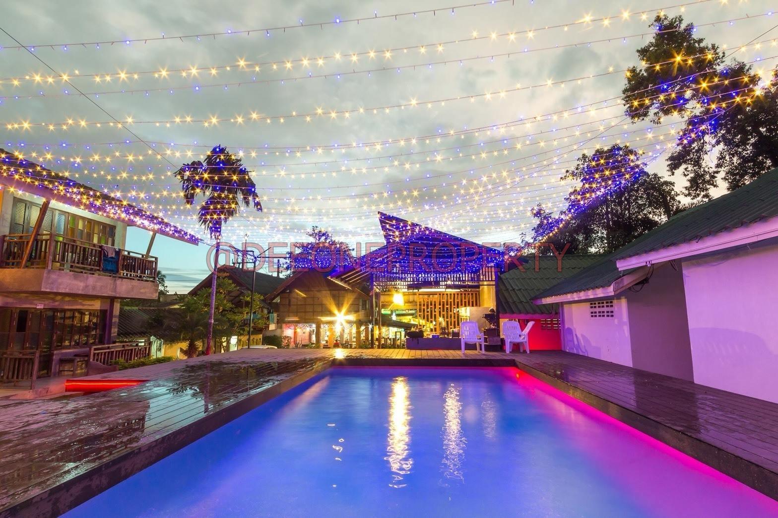 Resort for Sale in Center – White Sand Beach, Koh Chang