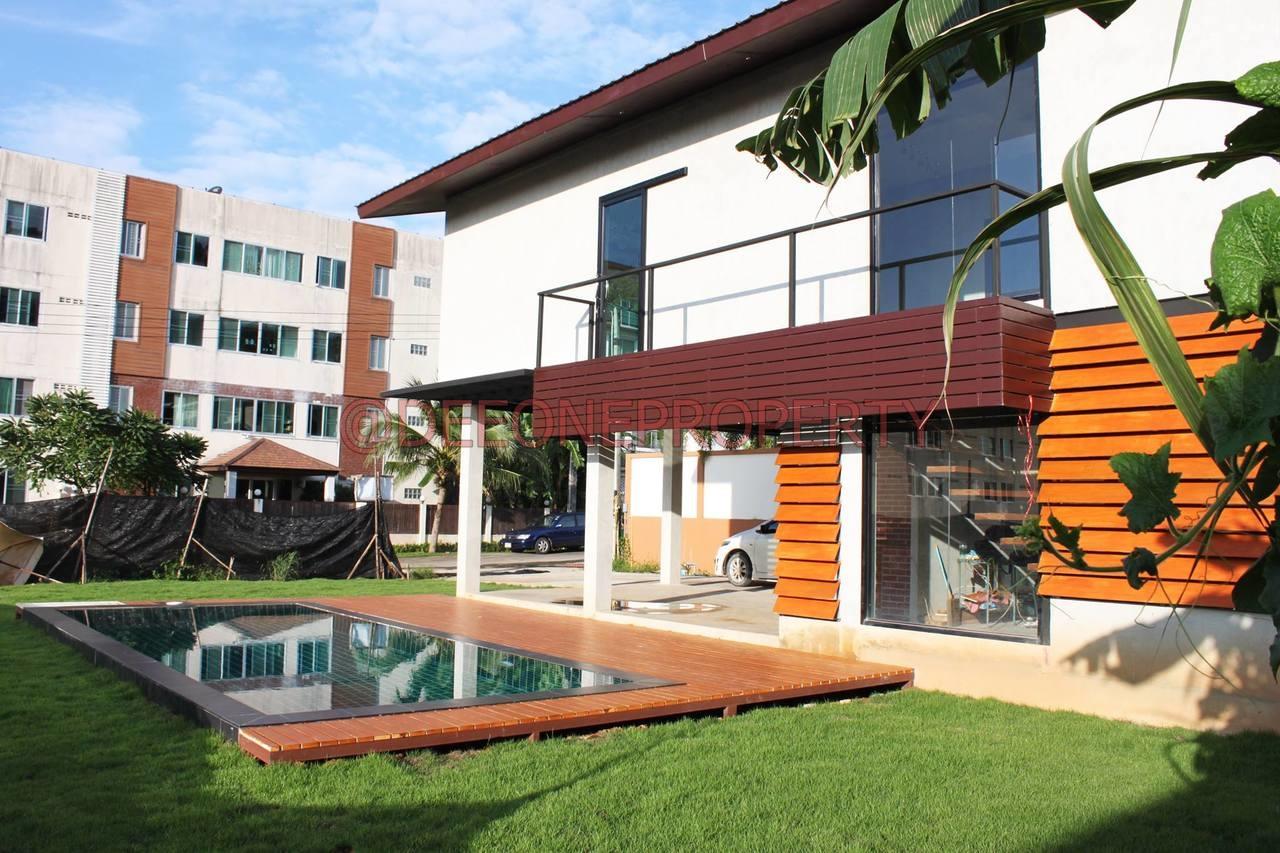 Villa de Luxe avec Piscine à Vendre - Chaiya Chet, Koh Chang