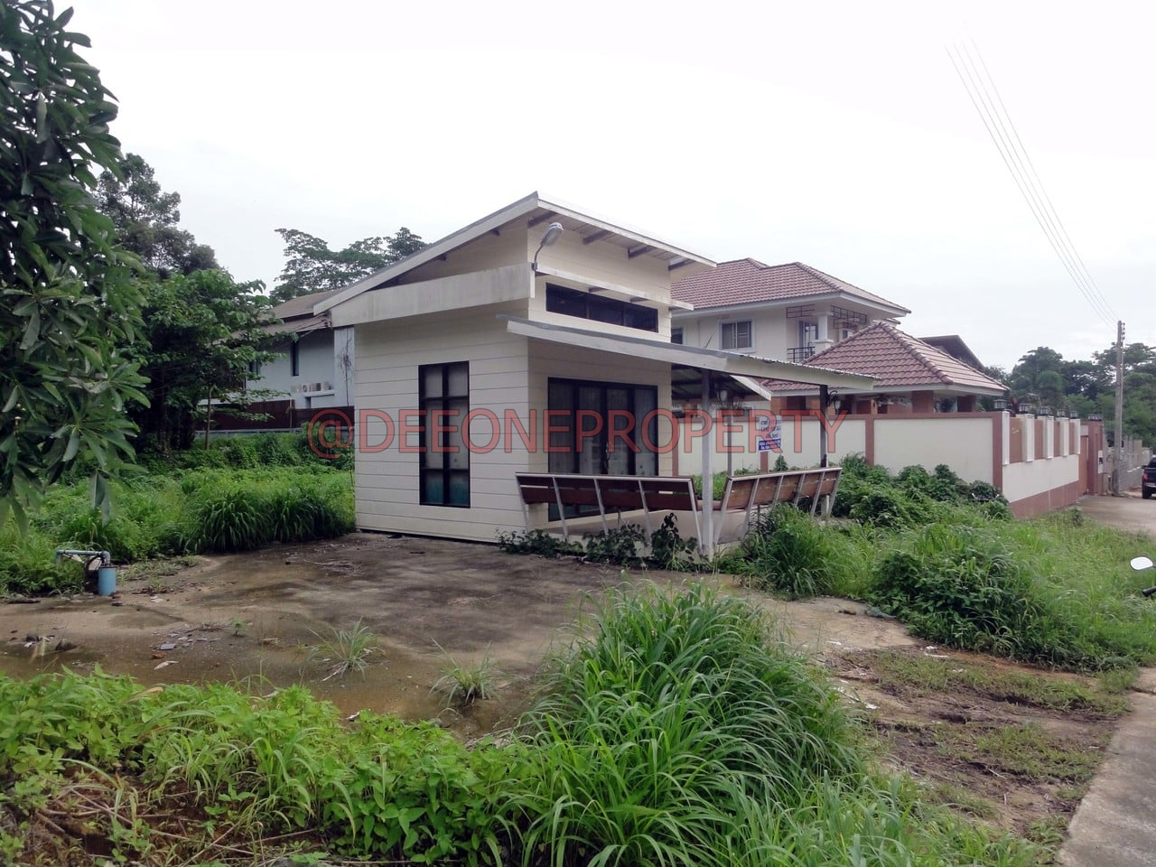 House Plot for Sale – North West Coast, Koh Chang