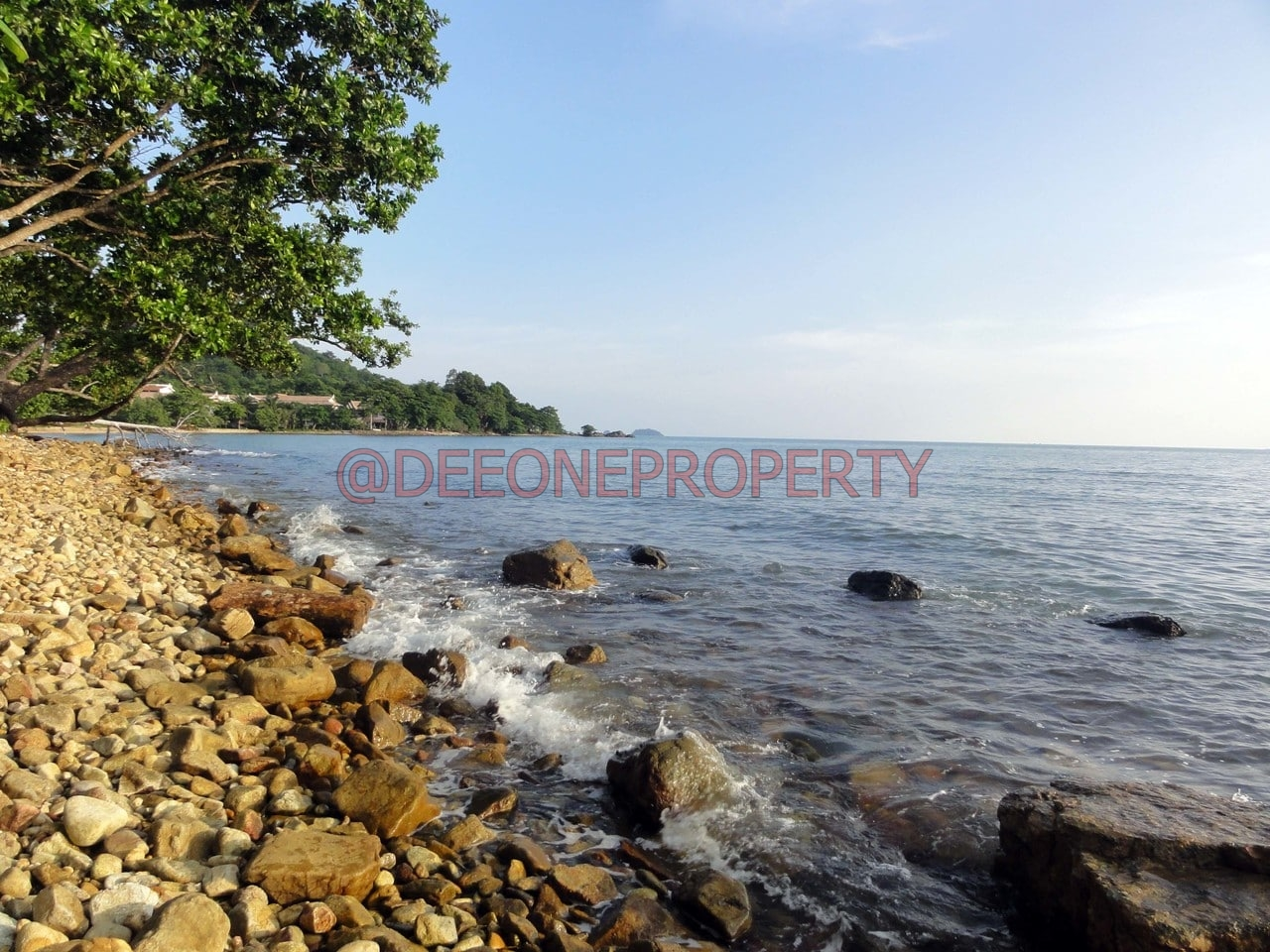 Stunning Land for Sale – White Sand Beach, Koh Chang