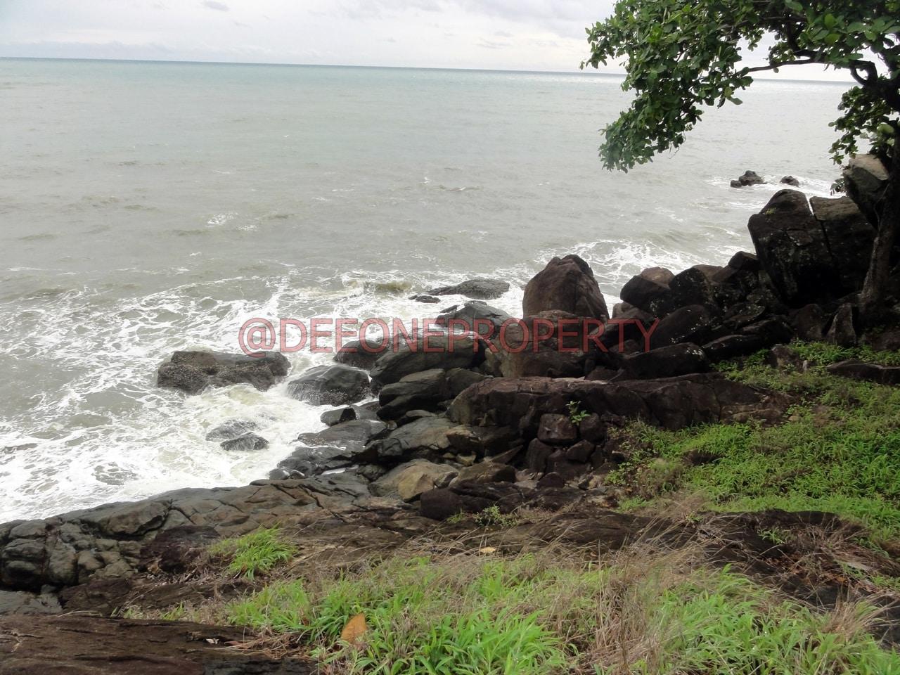 2 Rai Front Sea Land for Sale – Chaiya Chet, Koh Chang