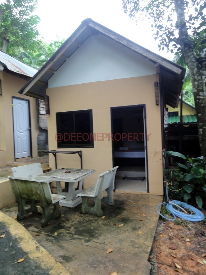 Jungle Bungalow for Rent – White Sand Beach, Koh Chang