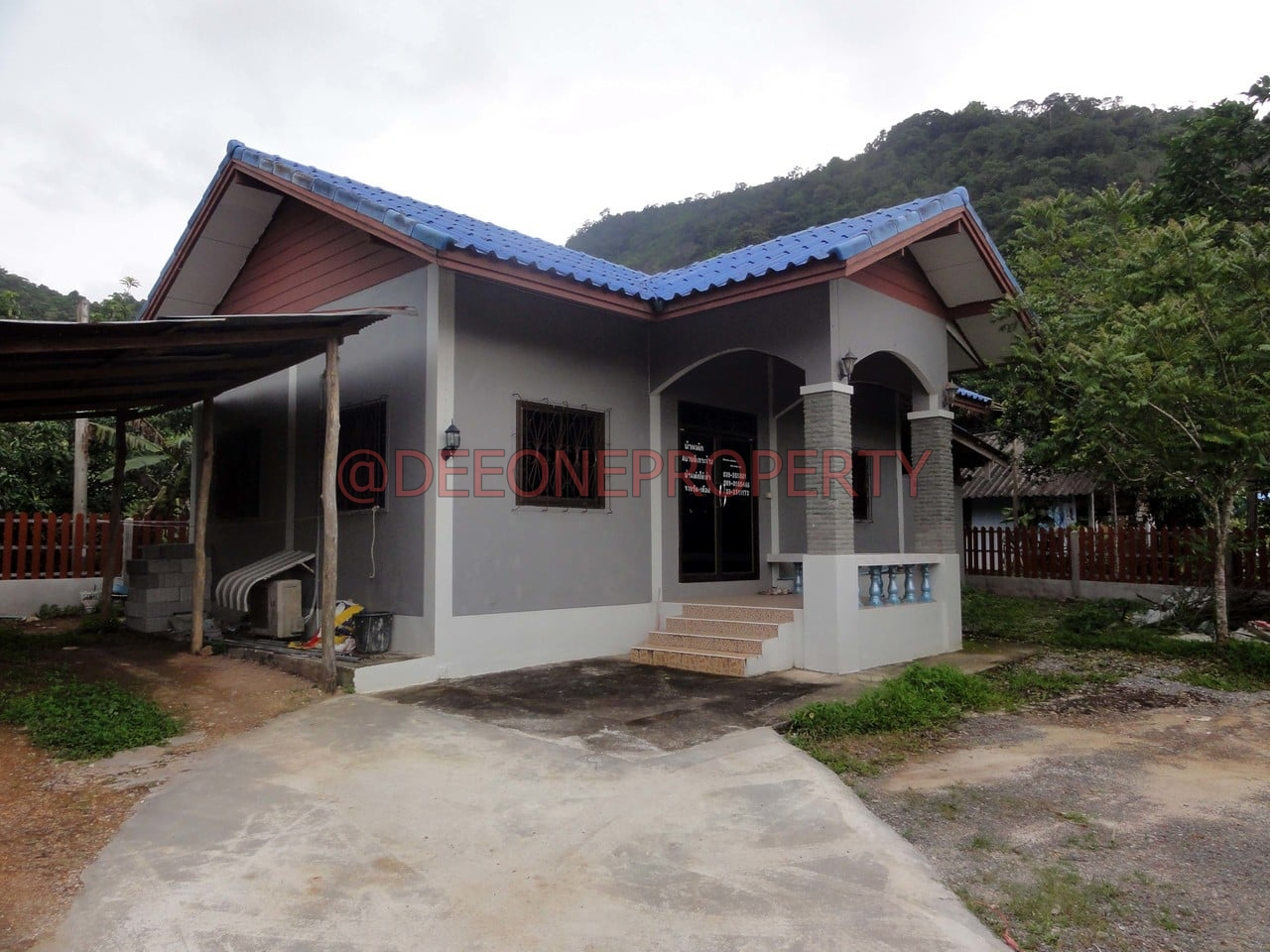 2 Bedroom House with Chanote for Sale – Klong Son, Koh Chang