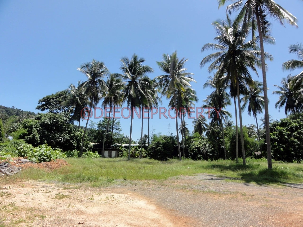 Land in Center Village for Sale – North East Coast, Koh Chang