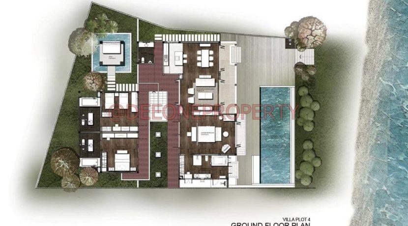TBR_Villa 4_Floor plan