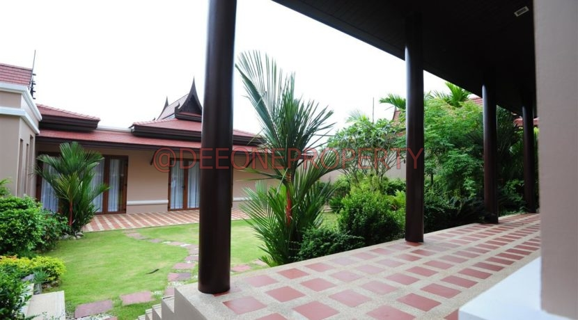 View from guest bedrooms