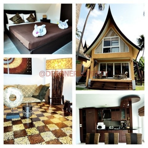 Classy Modern Luxury 4 bedrooms For Rent – Klong Son, Koh Chang
