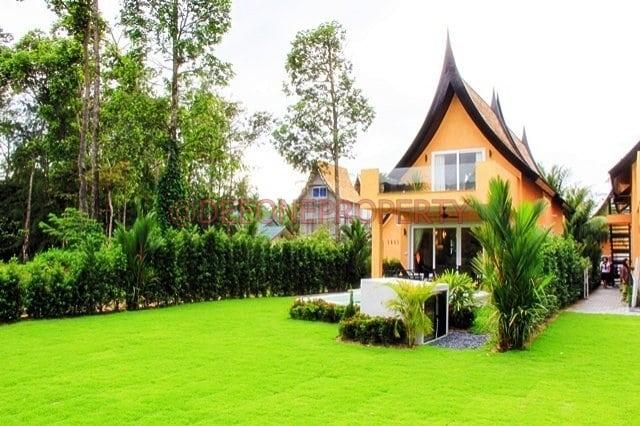 Modern 3 Bedrooms Luxury Villa For Rent – Klong Son, Koh Chang