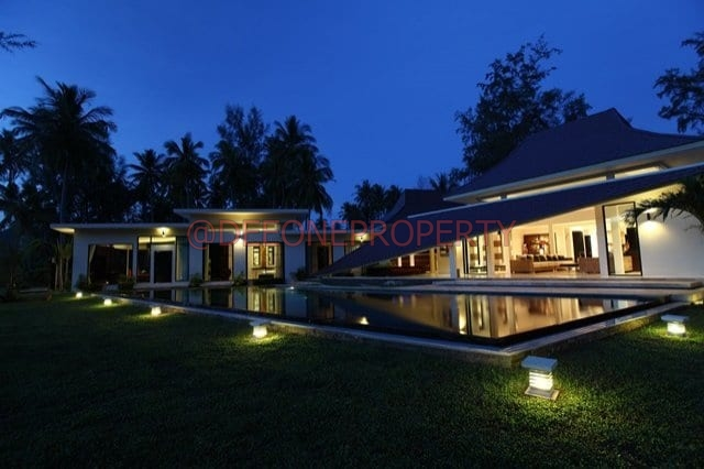 Modern Luxury 5 bedrooms Villa For Rent – Klong Son, Koh Chang