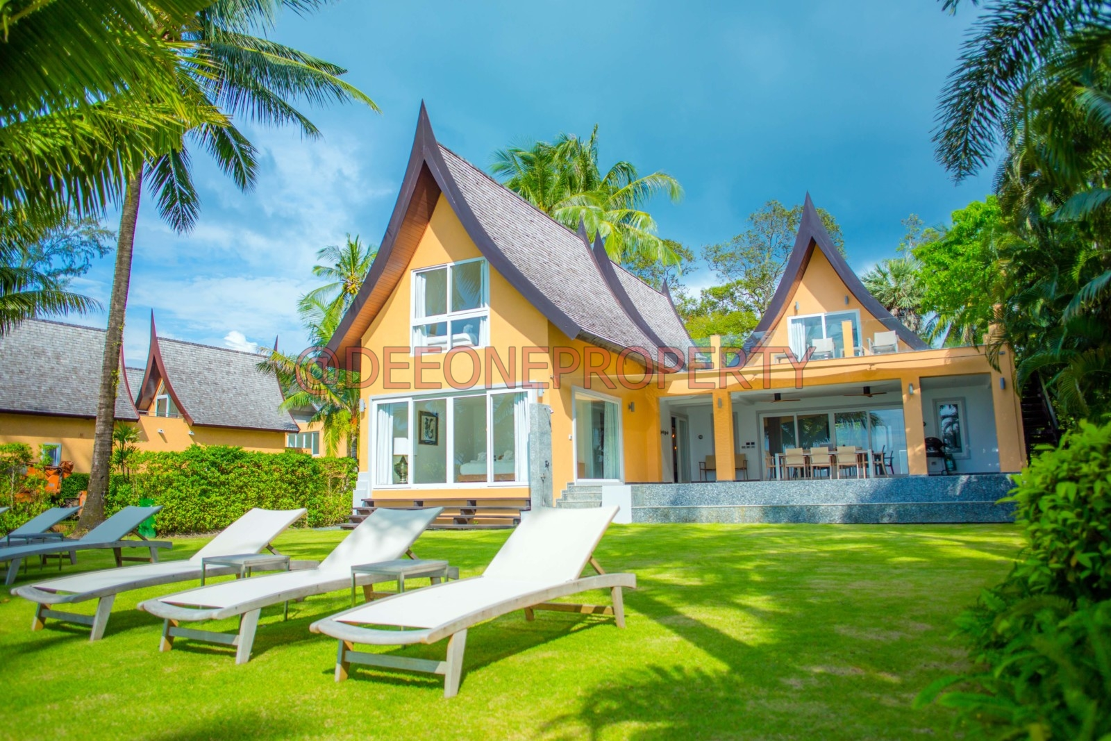 "*DISCOUNT* Luxury Villa ""The Essence Of Life"" for Sale – North East Coast, Koh Chang"