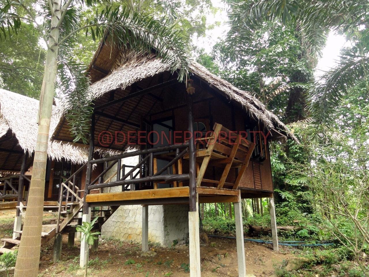 31 Bungalow Resort for Sale – Bailan, Koh Chang