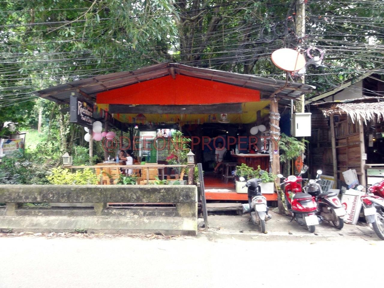 Riverside Bar & Restaurant for Sale – Lonely Beach, Koh Chang