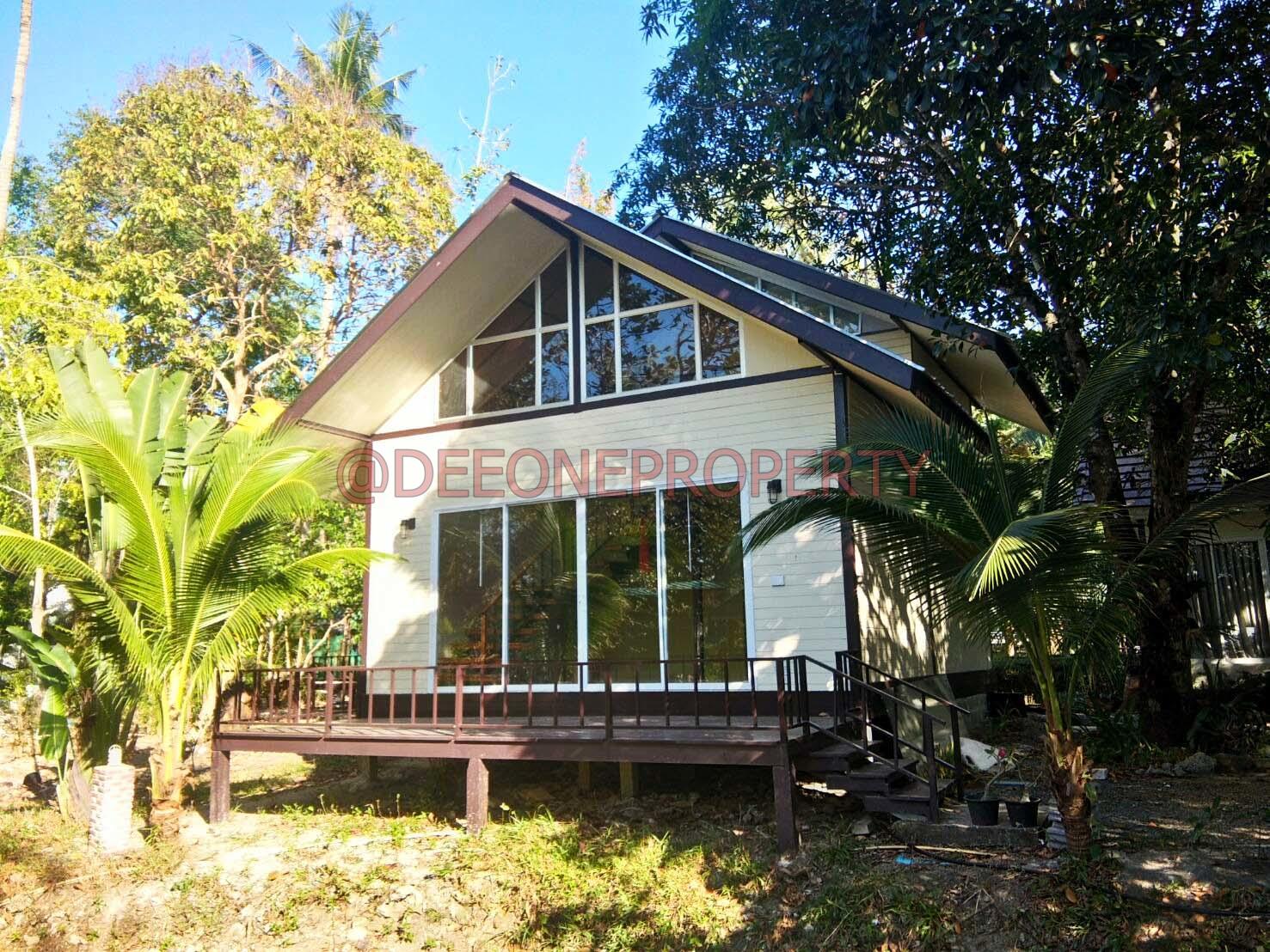 2 Bedrooms House Beachfront for Sale – Kai Bae, Koh Chang