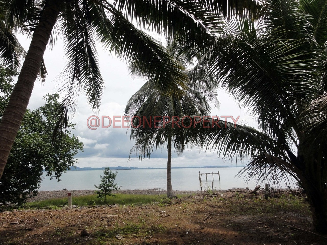 *Discount* Stunning Beach Front Land for Sale – Dan Mai, Koh Chang