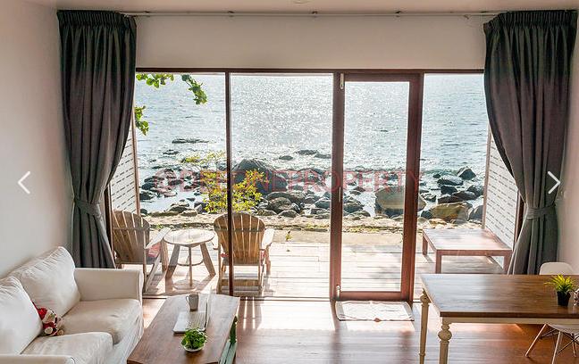 บ้านหรูวิวทะเล – โลนลี่บีช เกาะช้าง
