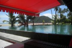 Local pool bar
