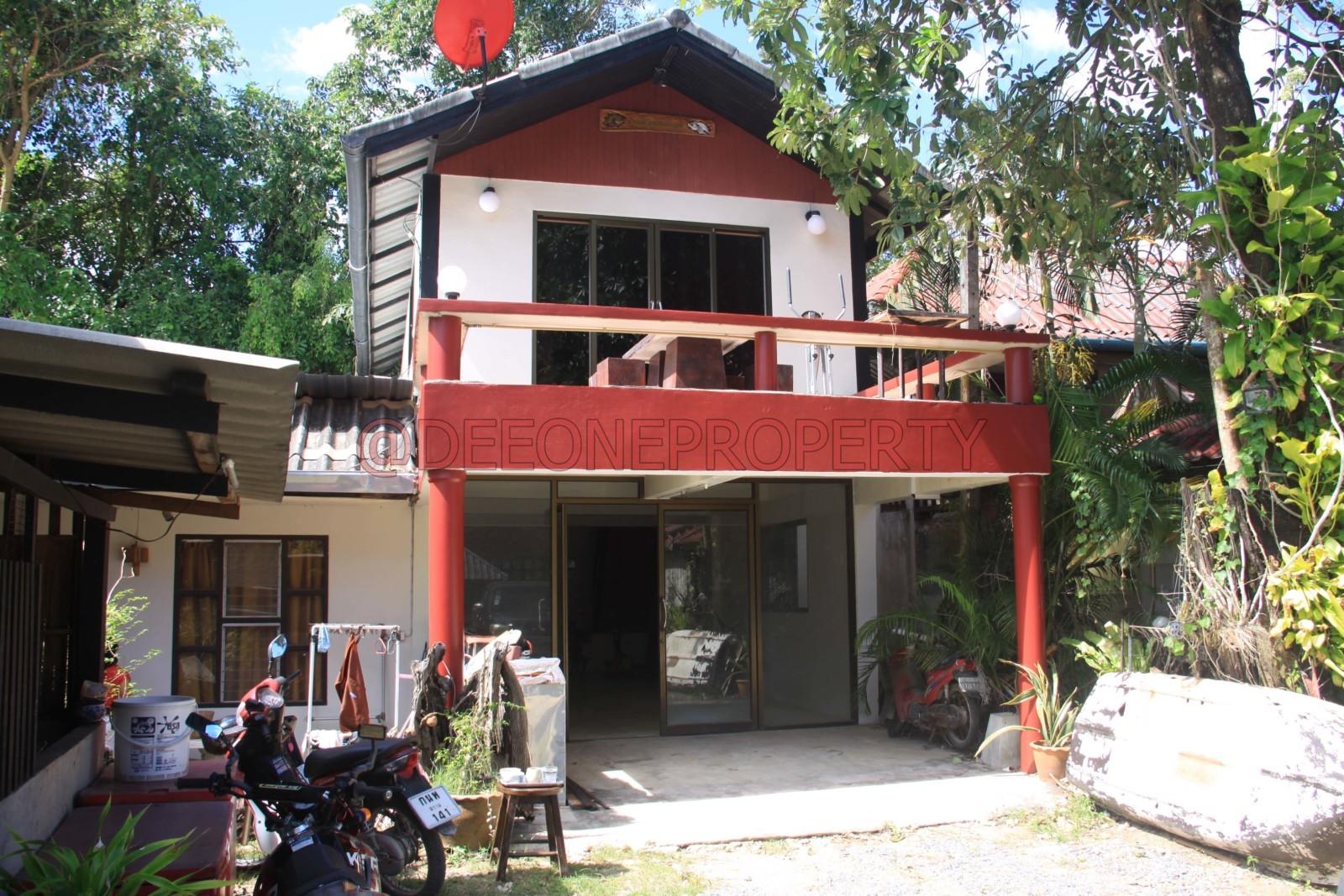 Maison avec 1 chambre louer kai bae koh chang for 1 chambre a louer