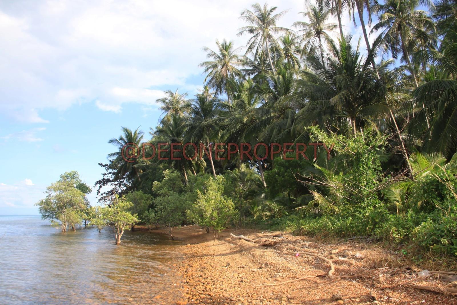 *DISCOUNT* 2+ Rai Land Beachfront for Sale – Dan Mai, Koh Chang