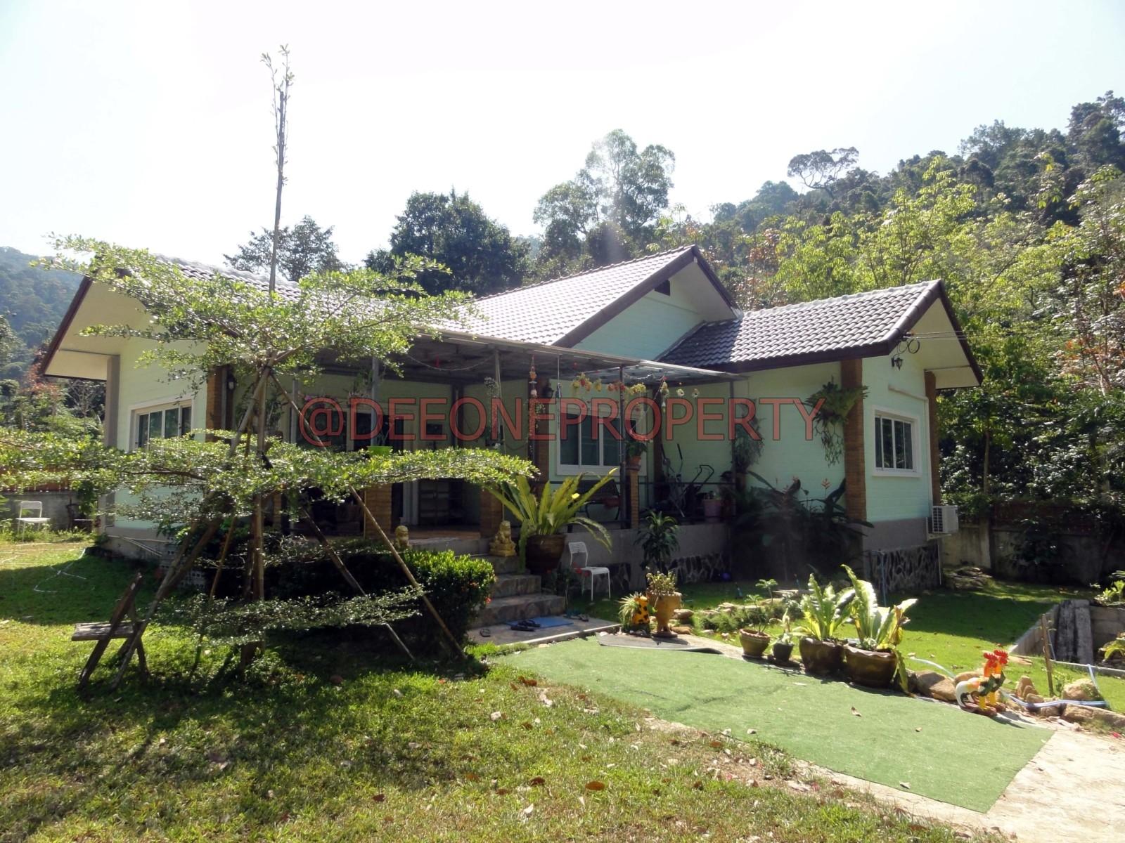 beautiful 2 bedroom house for rent kai bae koh chang
