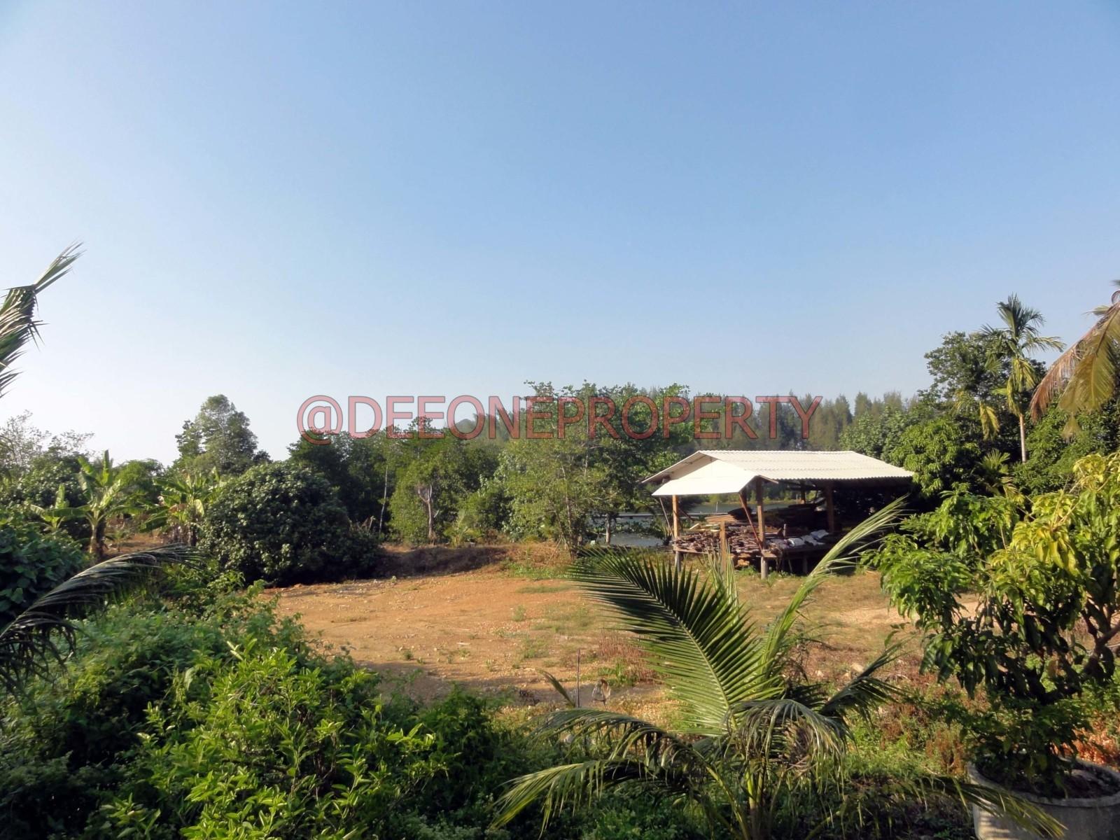 10 Rai Sea Front Land for Sale – Klong Son, Koh Chang