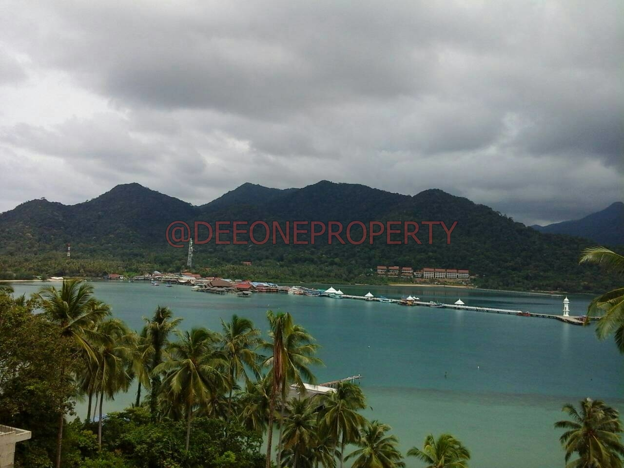Huge 16 Rai Land on Ocean Front for Sale – South West Coast, Koh Chang