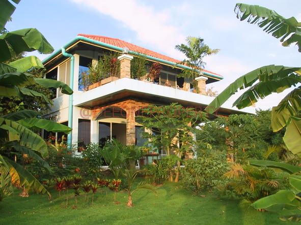 Terrain de 3 Rai avec Maisons à Vendre – Koh Mak