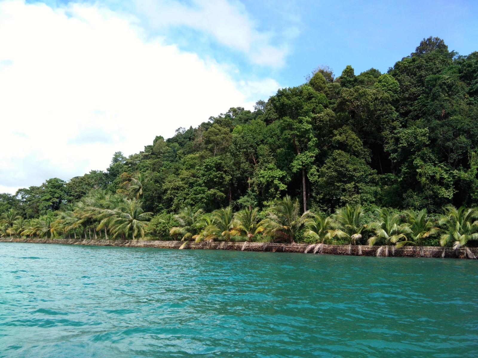 Huge Land with Private Pier on Island for Sale – Koh Phrao Nai, Koh Chang