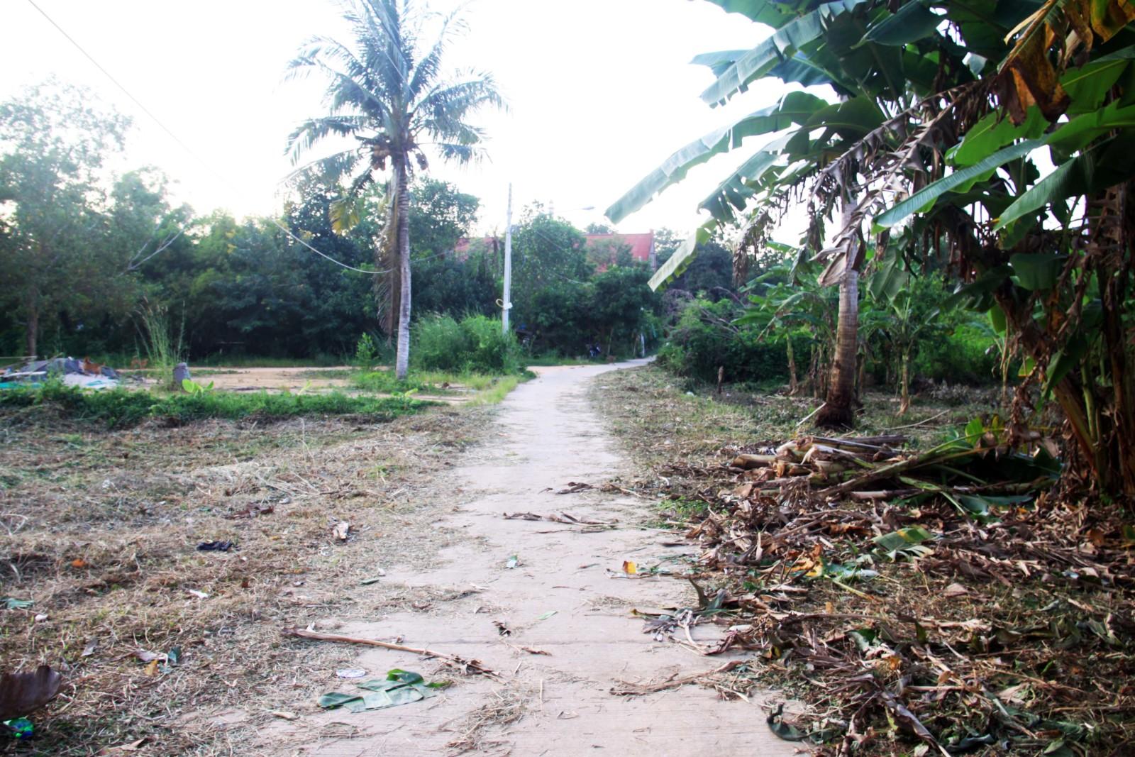 1 Rai Chanote next to Center for Sale – Klong Son, Koh Chang