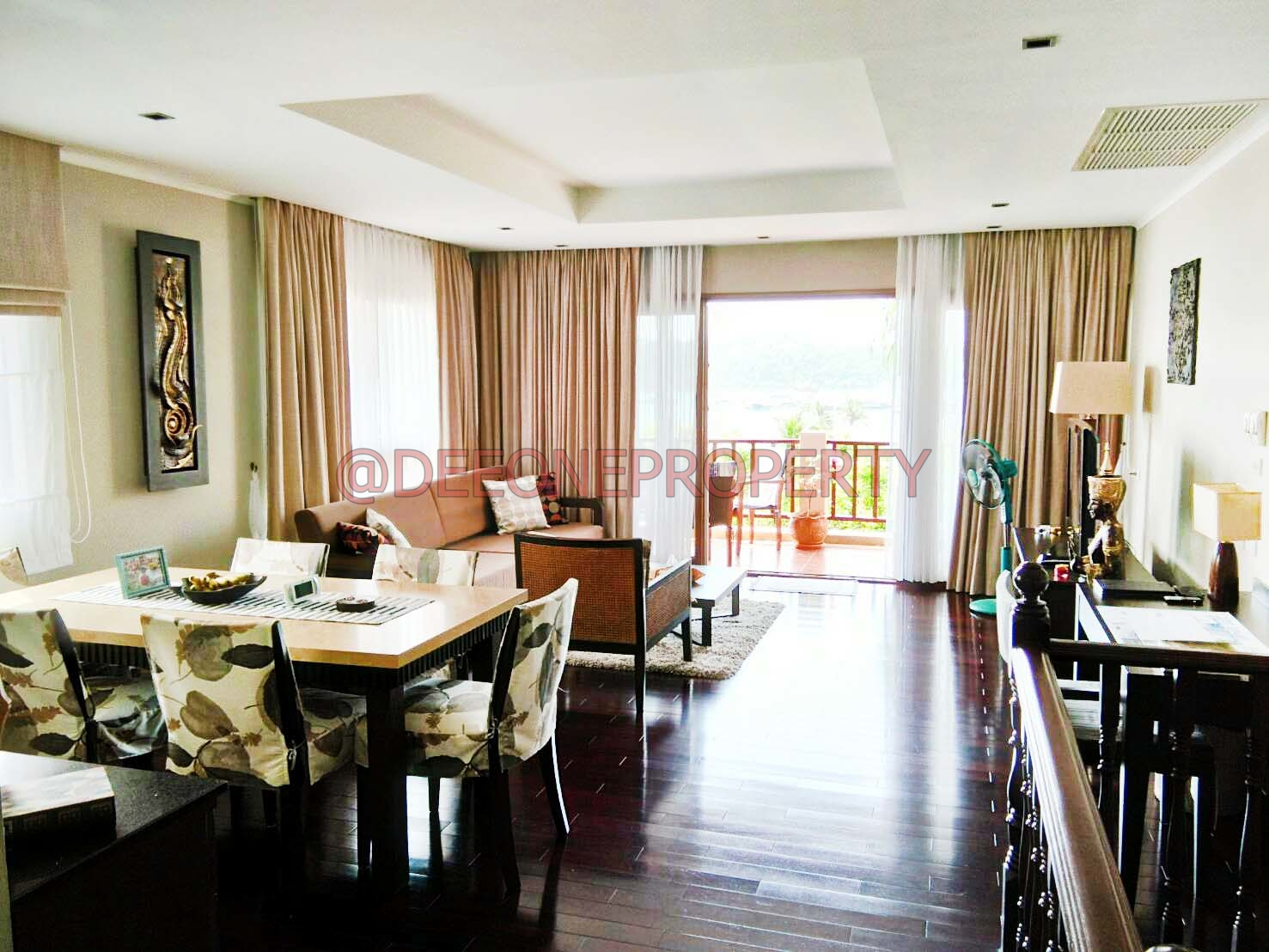 Stunning 2 Bedroom Duplex Condo Sea View for Sale – Klong Koi, Koh Chang