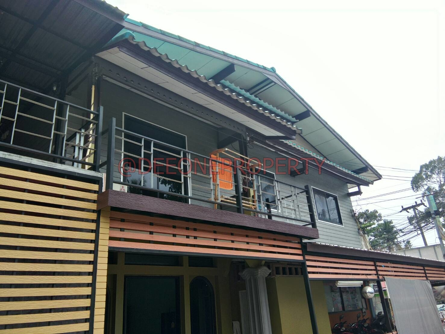 4 Bedroom Apartment in Center village for Rent – Kai Bae, Koh Chang