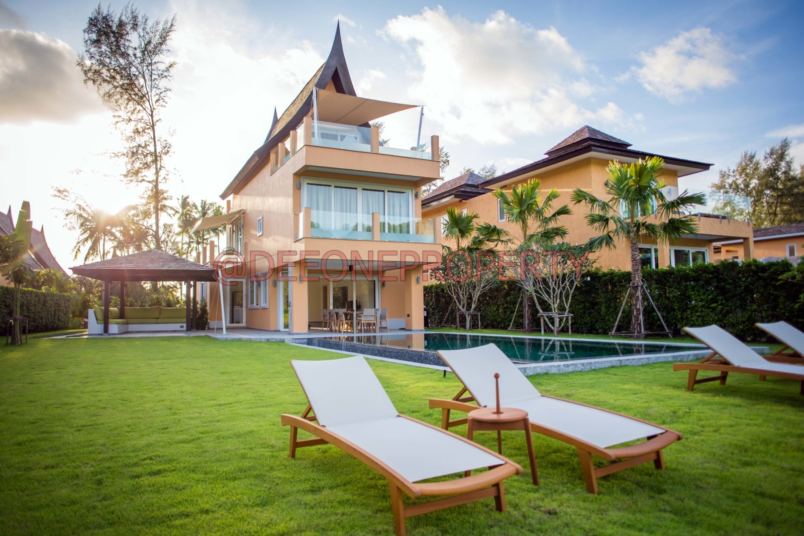 Splendid Luxury 3 Bedroom Pool Villa for Sale – Klong Son, Koh Chang