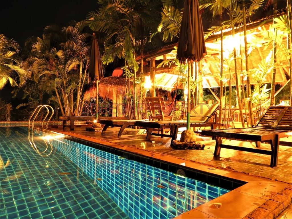 Sea View Resort + 2.5 Rai Land for Sale – Koh Mak