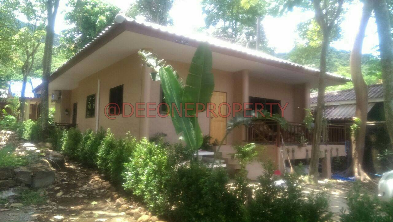 House on Leasehold Land for Sale – Bailan, Koh Chang