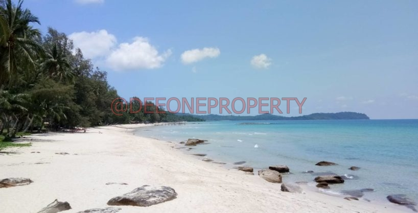 Rare and Huge Beachfront Land for Sale – Koh Kut