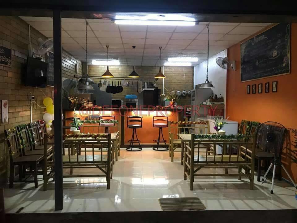 Stylish Coffee Shop Restaurant with Room for Sale – Chaiya Chet, Koh Chang