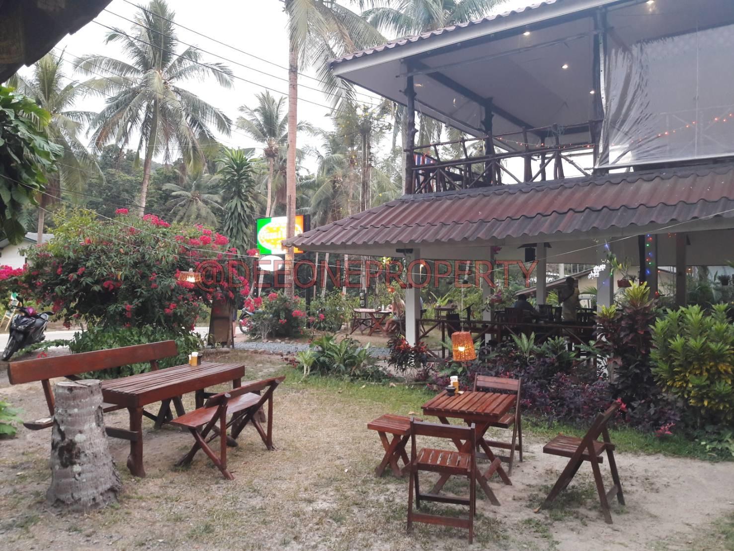 Popular Long Established Italian Restaurant for Sale – Koh Kut