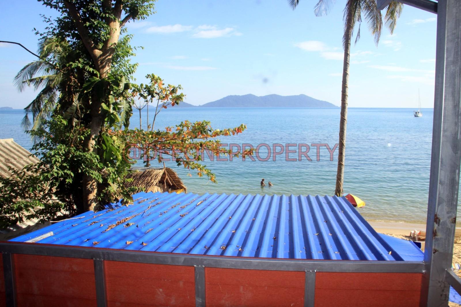 Absolute Beachfront Room for Rent – Klong Koi, Koh Chang
