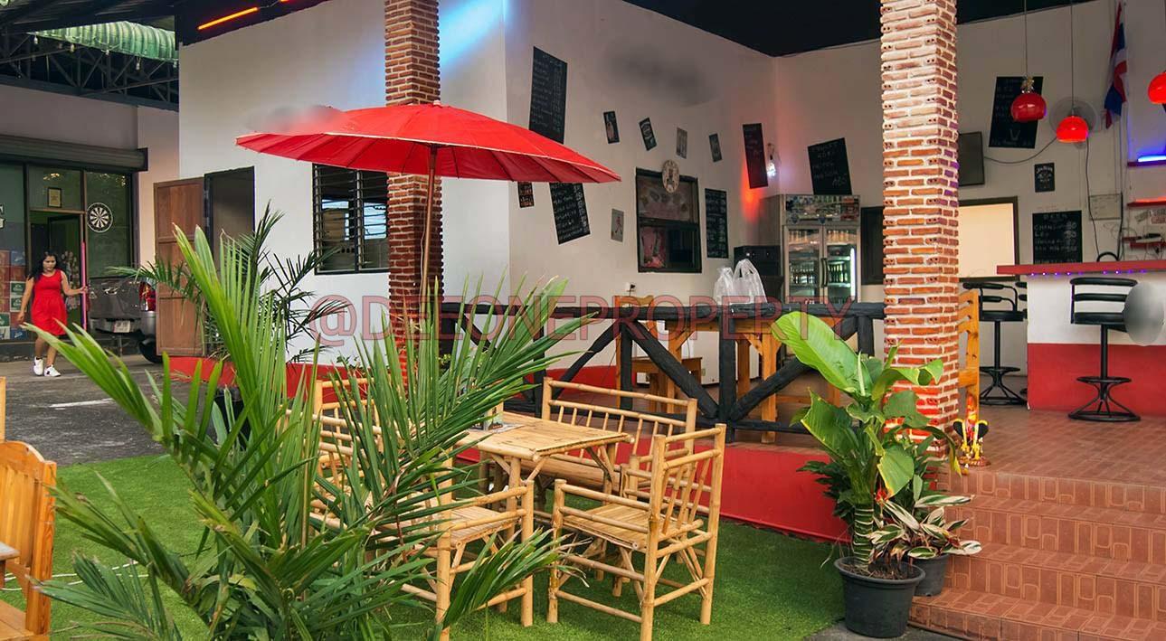 Bar de nuit récemment rénové à vendre – Chaiya Chet, Koh Chang