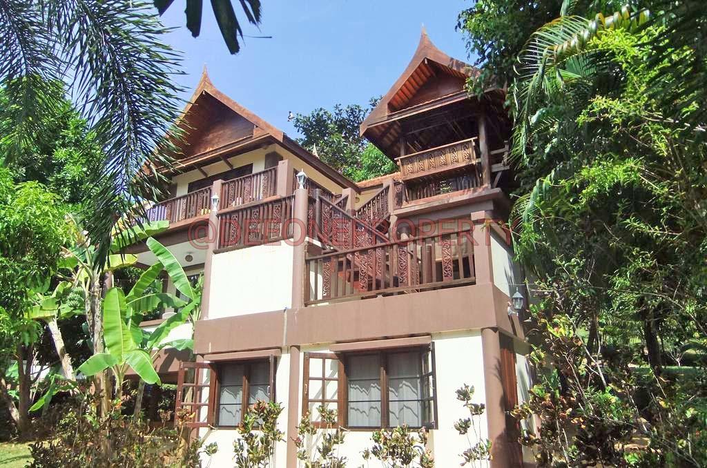 2 Storey Villa with Sea View for Sale – Koh Mak
