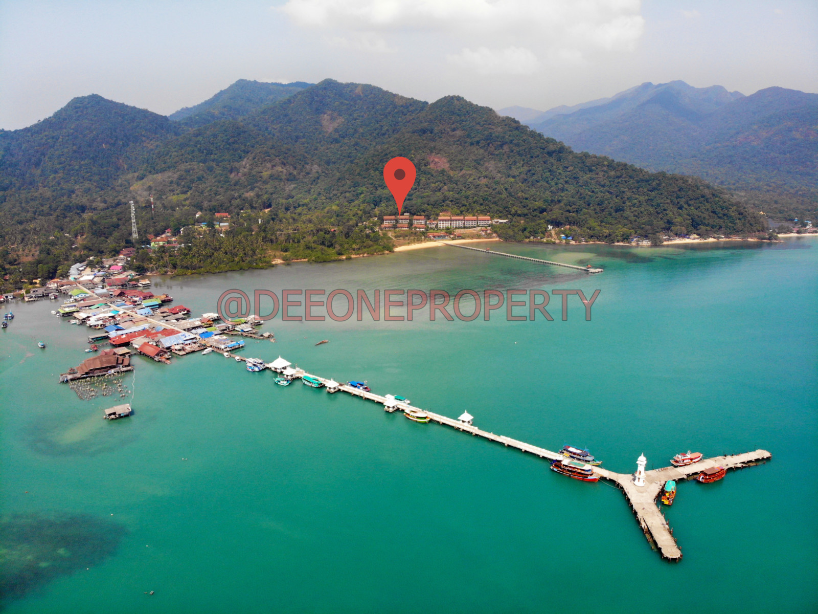 Stunning 2 Bedroom Apartment Freehold for Sale – South West Coast, Koh Chang